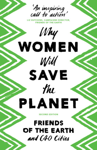 "Book Cover ""Why Women Will Save the Planet"""